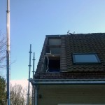 Renovatie isolatiepanelen Kingspan Unidek